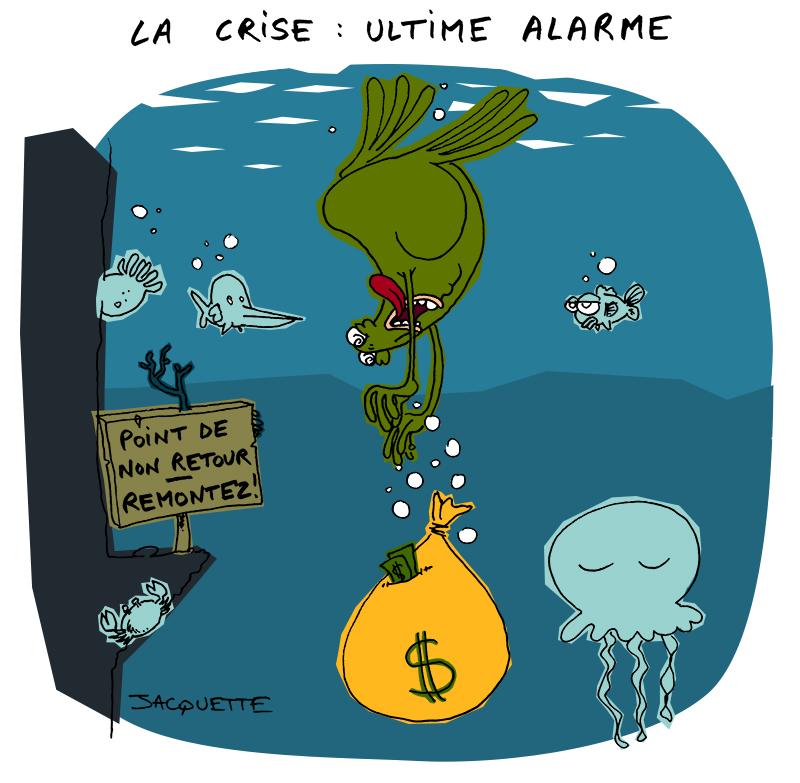 le Crapaud - nicolas Jacquette - robert Fiess - la crise moteur positif