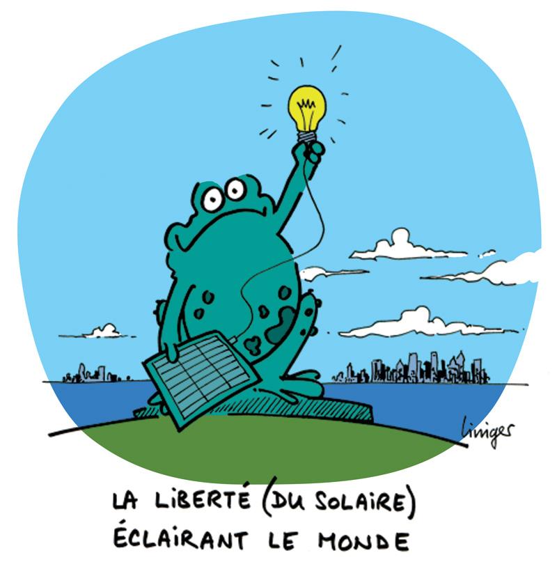 Le Crapaud - Liniger - Fiess - La Liberté Electrique