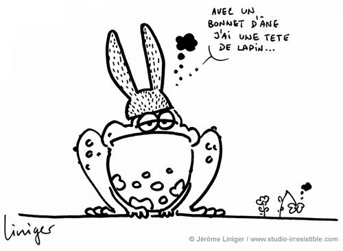 Le crapaud - Jérôme Liniger - La France mauvais élève en écologie