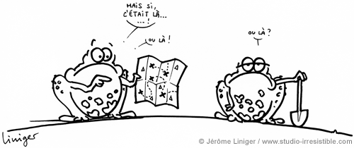 Le crapaud - Jérôme Liniger - L'improbable souvenir des déchets nucléaires