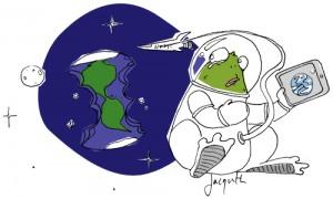 Le crapaud - Nicolas Jacquette - Ces déchets industriels qui déferlent sur notre planète