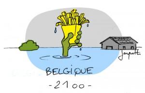 Le crapaud - Nicolas Jacquette - La côte belge sous influence, horizon 2011