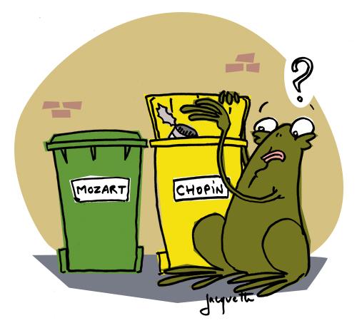 le crapaud - robert fiess - nicolas jacquette - asuncion l'orchestre de la décharge recyclage