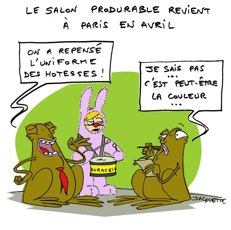 LeCrapaud - Jacquette - ProDurable