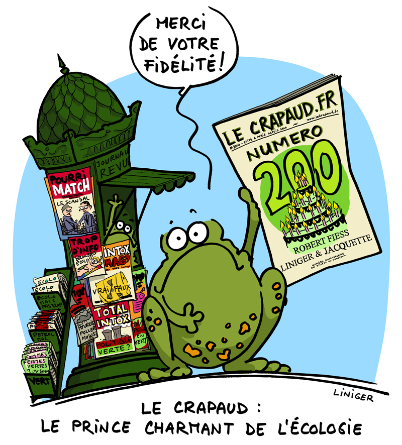 LeCrapaud - Liniger Fiess Jacquette _ Numero200