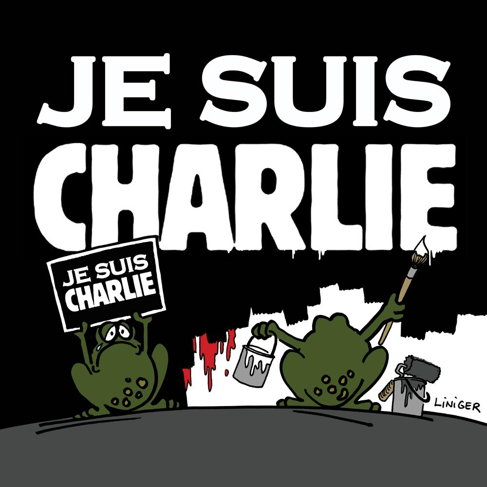 Liniger Fiess _ Le Crapaud est Charlie
