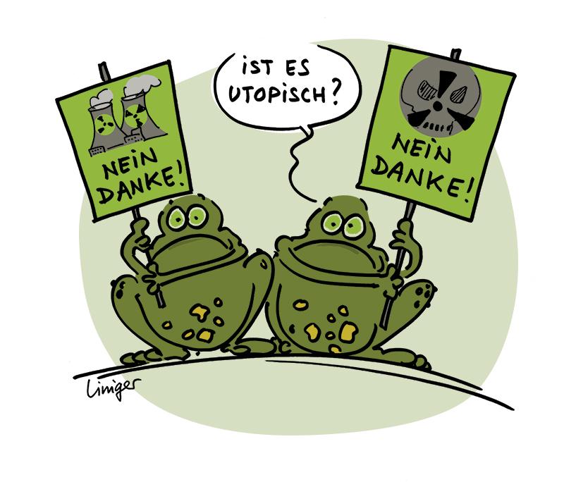 Lecrapaud - Robert Fiess - Jérôme Liniger - Allemagne « dénucléarisée » : en principe pour, en réalité contre