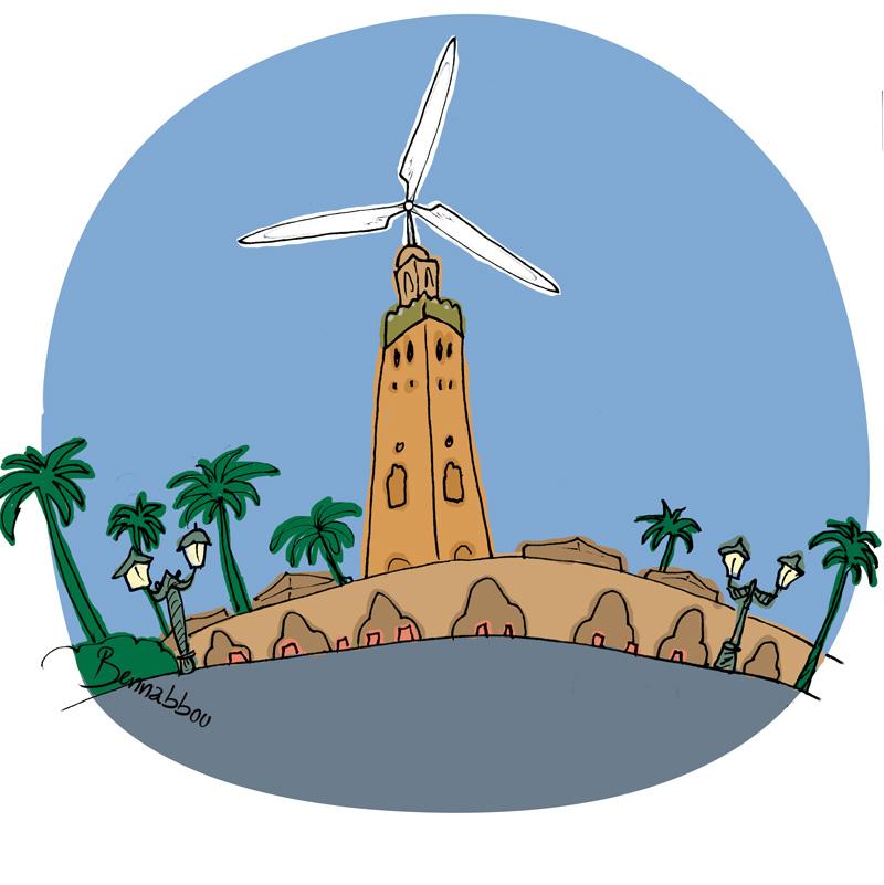 lecrapaud-abdellah-bennabbou-mosquees-vertes-lenergie-generateurs-de-vent